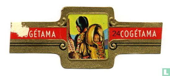 Cogétama - Scènes uit het indianenleven 24