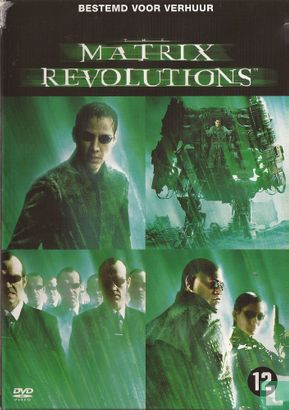 DVD - The Matrix Revolutions