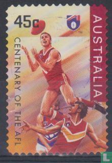 Australie [AUS] - AFL 100 années