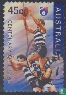 Australia [AUS] - AFL 100 years
