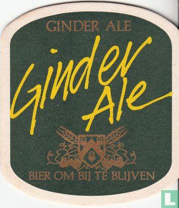 België - Ginder Ale - Bier om bij te blijven