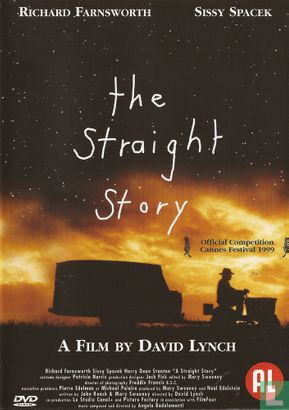 DVD - The Straight Story