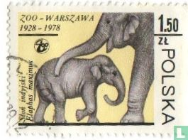 Pologne [POL] - 50 ans Zoo de Varsovie