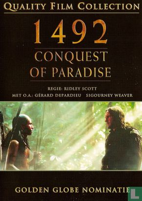 DVD - 1492 - Conquest of Paradise