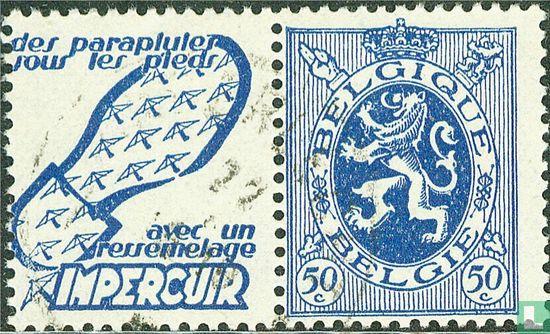 België [BEL] - Heraldieke leeuw
