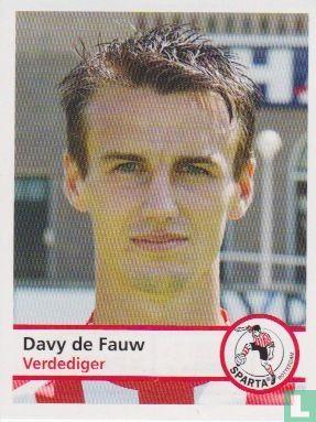 Eredivisie - Sparta: Davy de Fauw