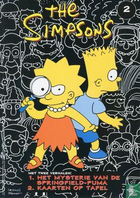 Simpsons, The - Het mysterie van de Springfield-puma + Kaarten op tafel