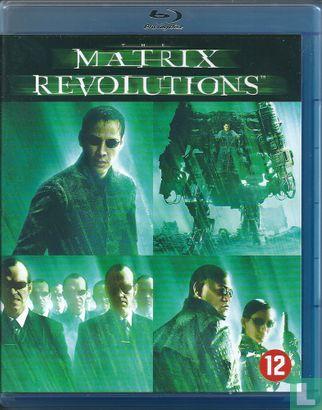 Blu-ray - Matrix Revolutions, The