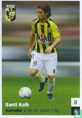 Albert Heijn - Vitesse: Santi Kolk