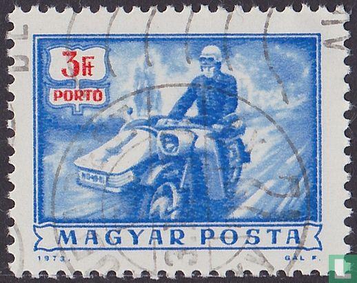 Hungary - Post Activities