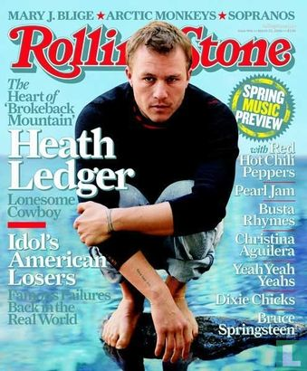Rolling Stone 996