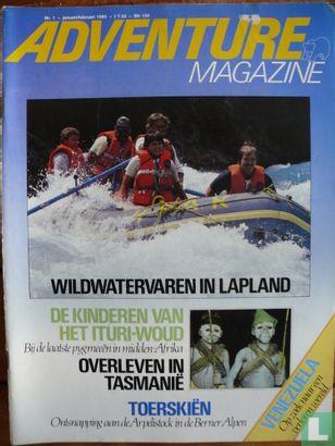 Adventure Magazine 1 - Afbeelding 1