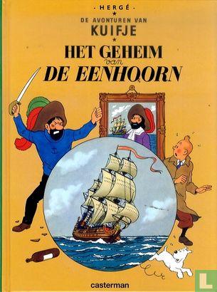 Tintin - Het geheim van de Eenhoorn