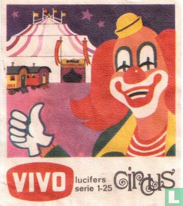 Circus  1 - 25