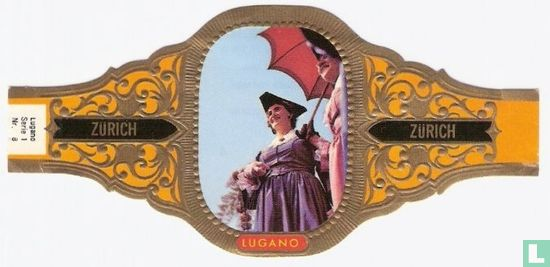 Lugano - Zürich