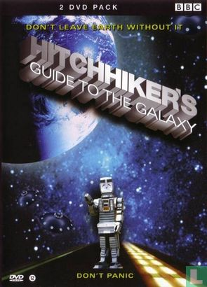 DVD - Hitchhiker's Guide to the Galaxy