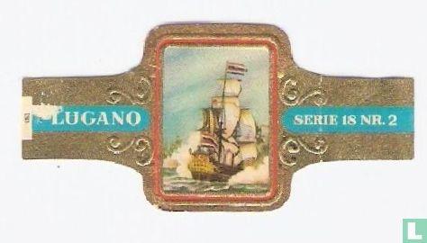 Lugano - Zeeslag bij Kijkduin, 21 augustus 1673