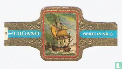 Lugano - Tocht naar Chatham - Rochester, 19-23 juli 1667
