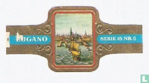 Lugano - Gezicht op Vlissingen