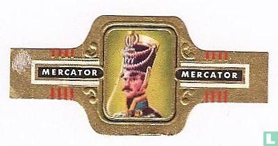 Mercator - Nederlanden 6de huzaren