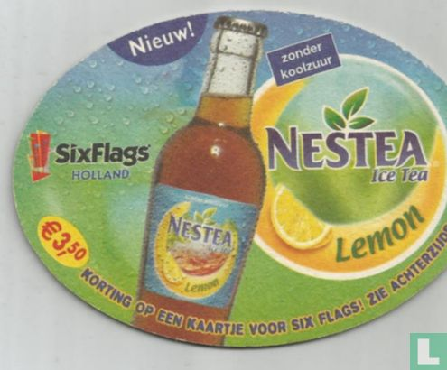 Nederland - Korting op een kaartje voor Six Flags