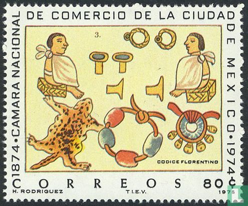 Mexico - 100 year Chamber of Commerce