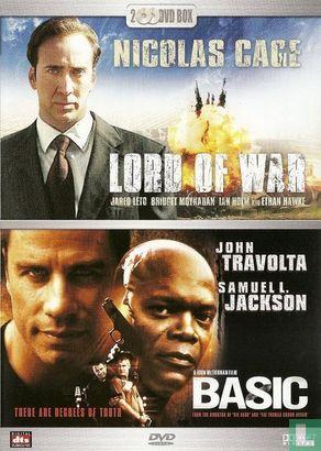 DVD - Lord of War + Basic
