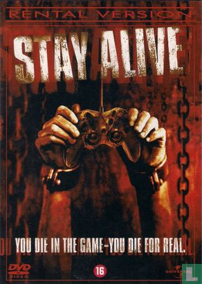 DVD - Stay Alive