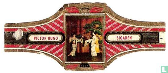 Victor Hugo - Dansende Geisha's