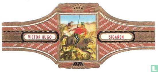 Victor Hugo - Slag bij Brienne   (29 jan. 1814)