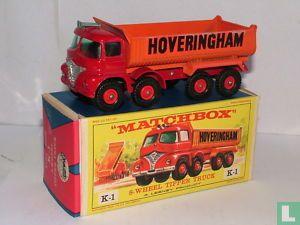 Foden Tipper Truck 'Hoveringham' - Image 1