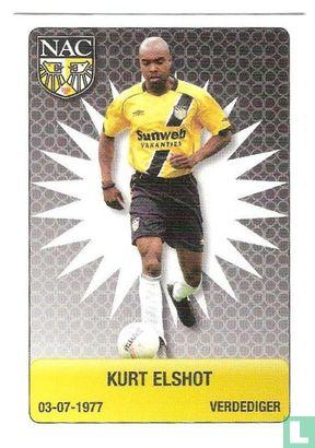 Eredivisie - NAC: Kurt Elshot
