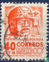 Mexico - Archeologie