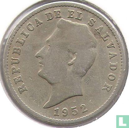 El Salvador - El Salvador 10 centavos 1952