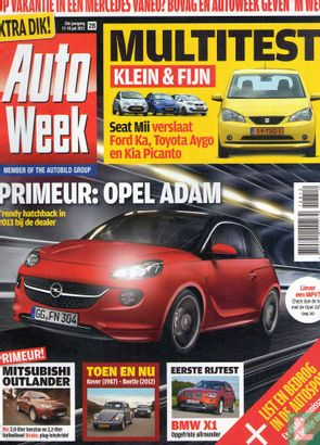 Autoweek 28 - Bild 1
