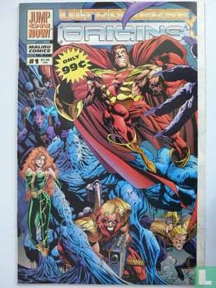 Firearm - Ultraverse Origins