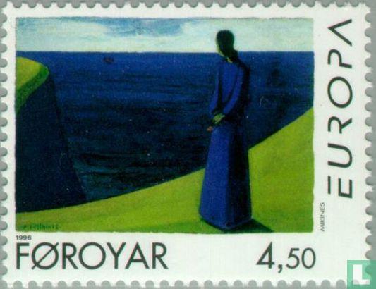 Faeröer - Europa – Beroemde vrouwen