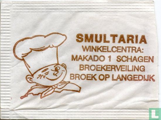 Sachet - Smultaria