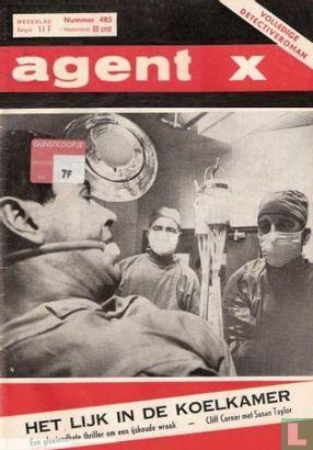Agent X 485