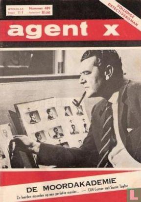 Agent X 489