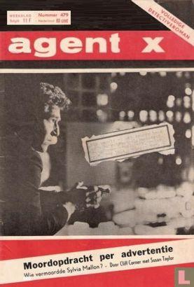 Agent X 478