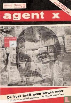 Agent X 487