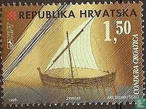 Kroatien - Schiffe
