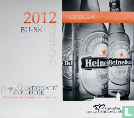 """Nederland - Nederland jaarset 2012 """"Nationale Collectie"""""""