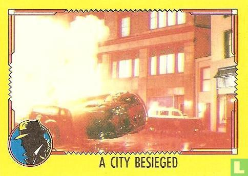 Dick Tracy - A City Besieged