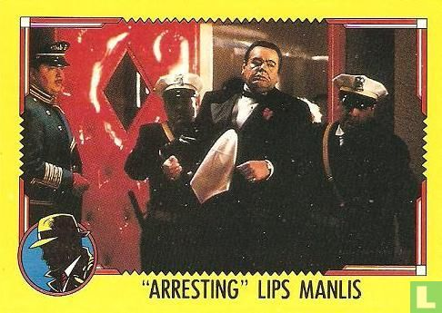 Dick Tracy - Arresting Lips Manlis
