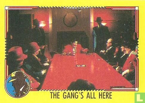 Dick Tracy - The Gang's All Here