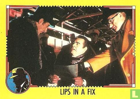 Dick Tracy - Lips in a Fix