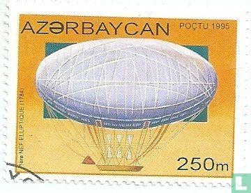 Azerbaijan - airships