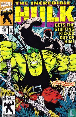 Hulk - The Incredible Hulk 402